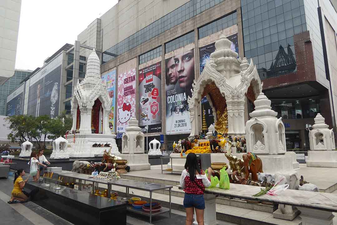 Bangkok Shrines 2019