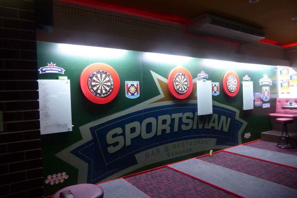 The Sportsman in Bangkok