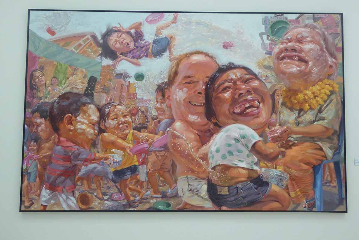 MOCA (Museum of Contemporary Art) in Bangkok