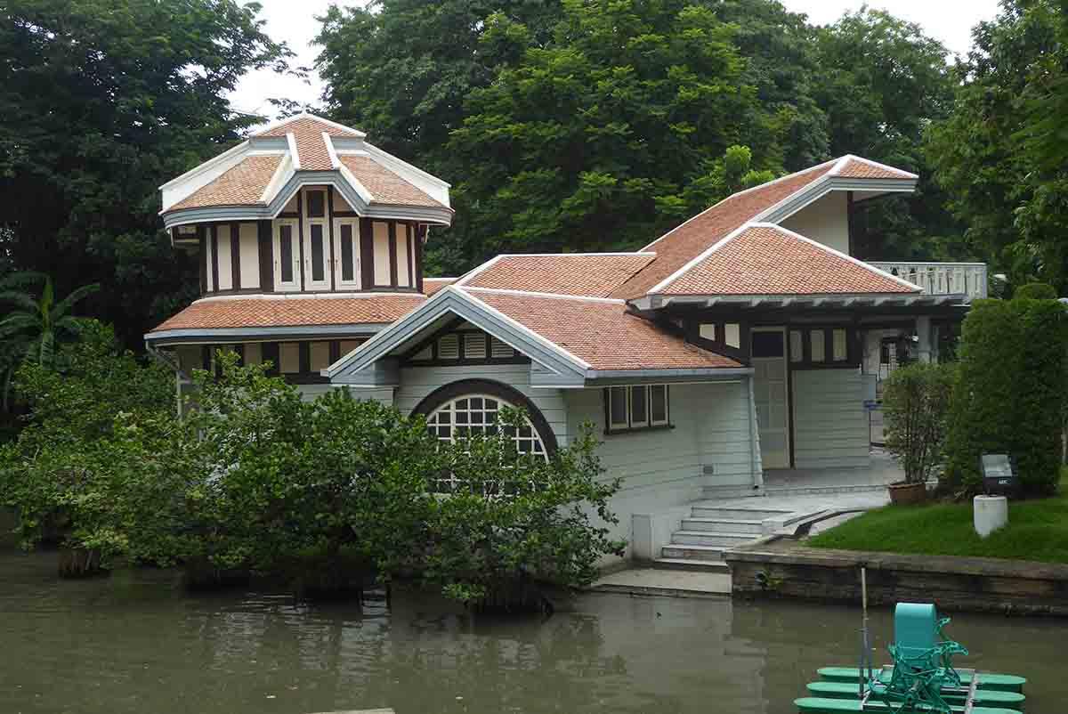 Phaya Thai Palace in Bangkok