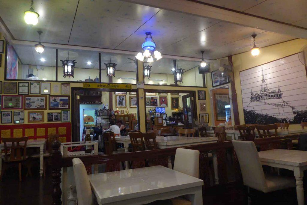 Steve Cafe and Cuisine in Bangkok