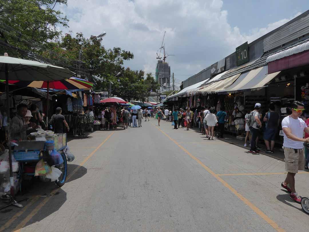 Chatuchak Weekend Market Bangkok - Markets in Bangkok