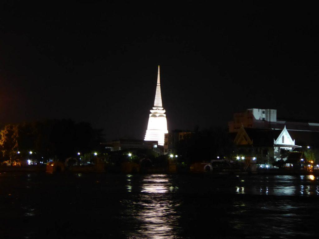 Pak Klong @ the river restaurant Bangkok