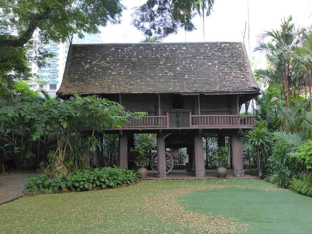 The Kamthieng House Museum Bangkok