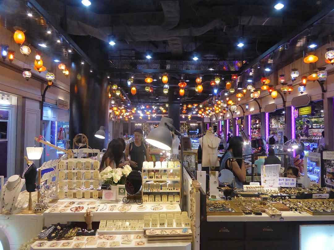 Terminal 21 Shopping Mall in Bangkok
