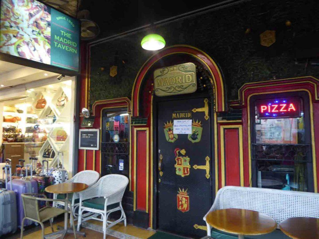 The Madrid Tavern Patpong Bangkok