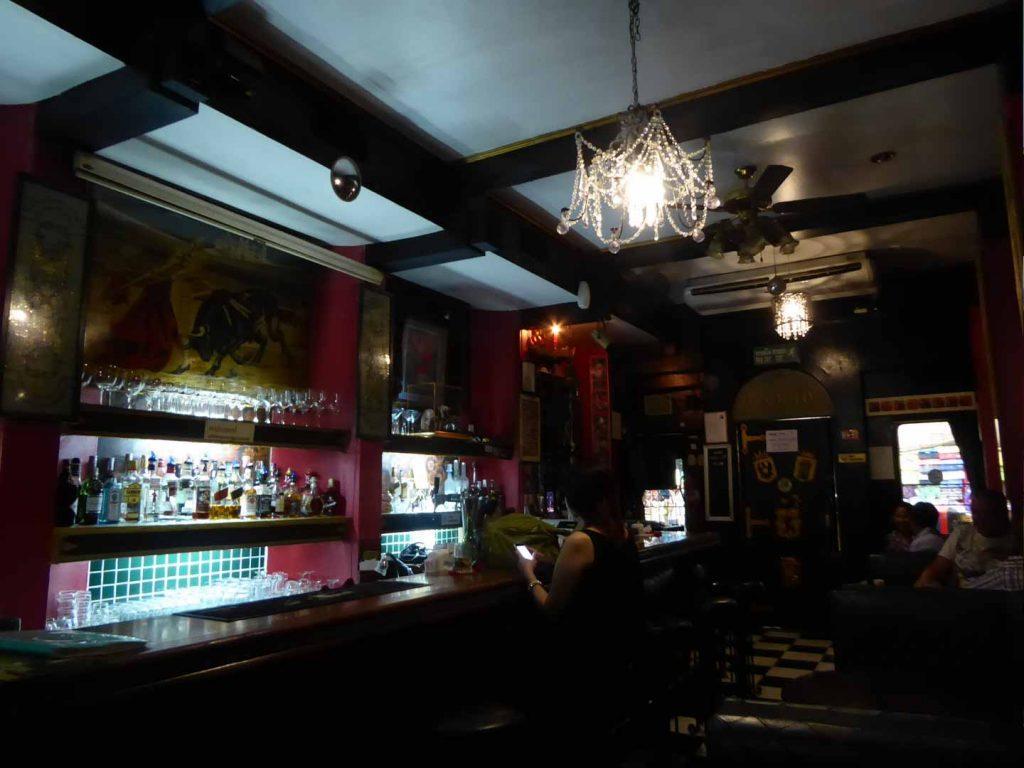 Bars in Bangkok