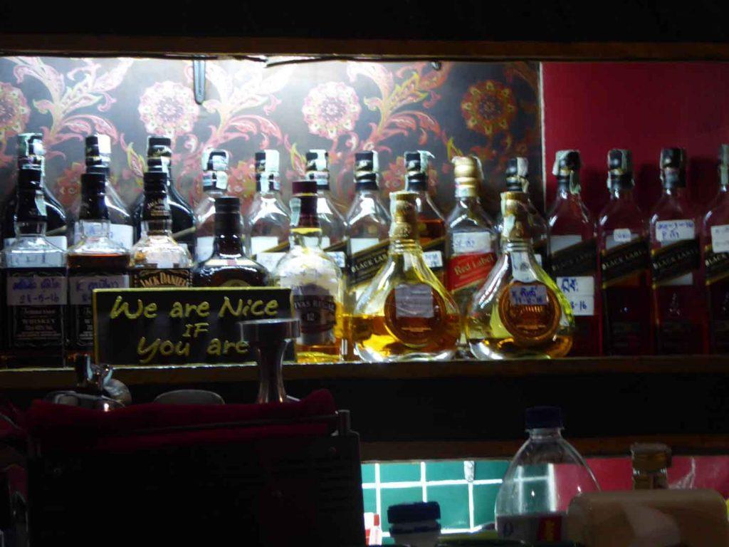 Madrid Tavern Silom Bangkok