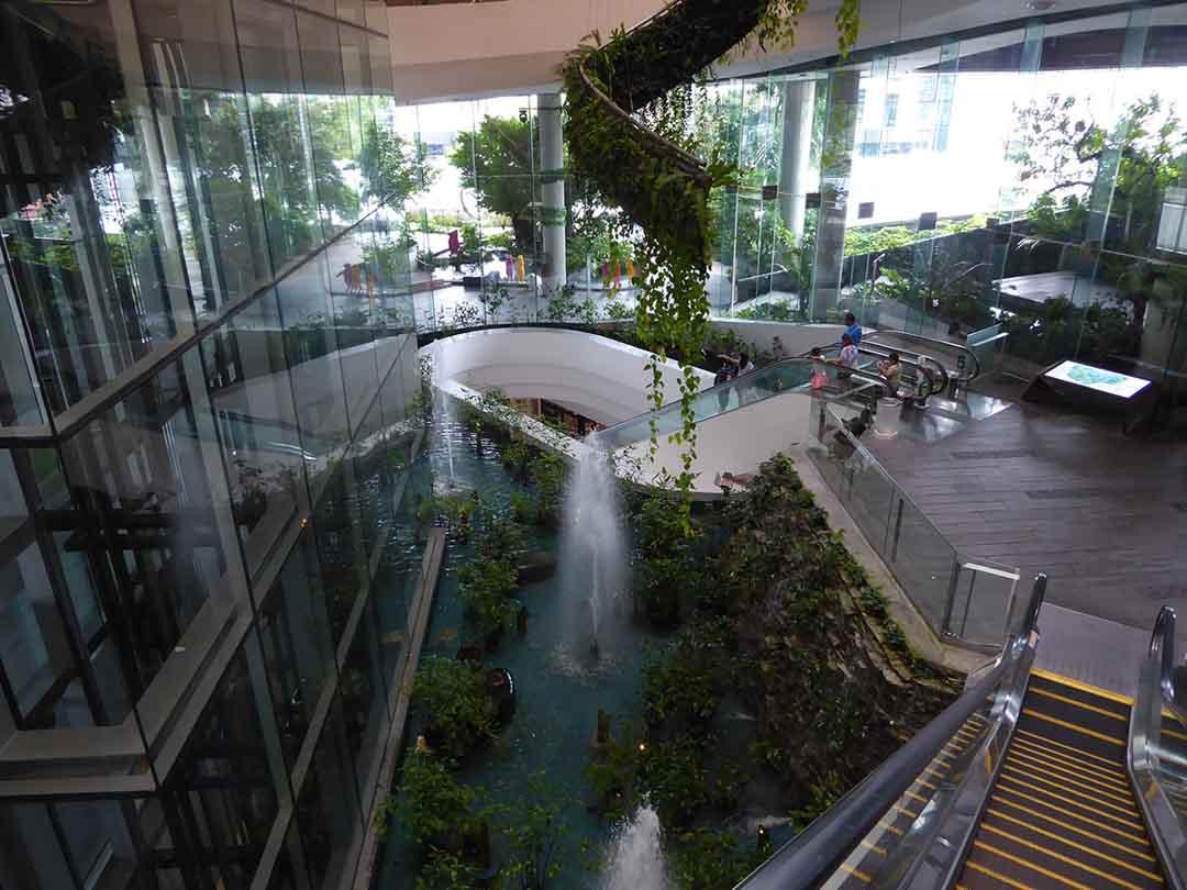 EmQuartier - Shopping in Bangkok