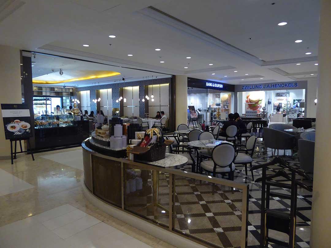 Shopping Malls in Bangkok Gaysorn Plaza Village