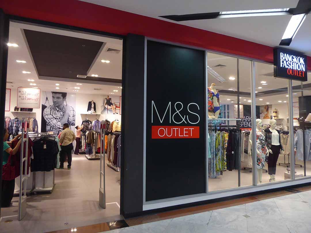 Shopping in Bangkok - Bangkok Fashion Outlet