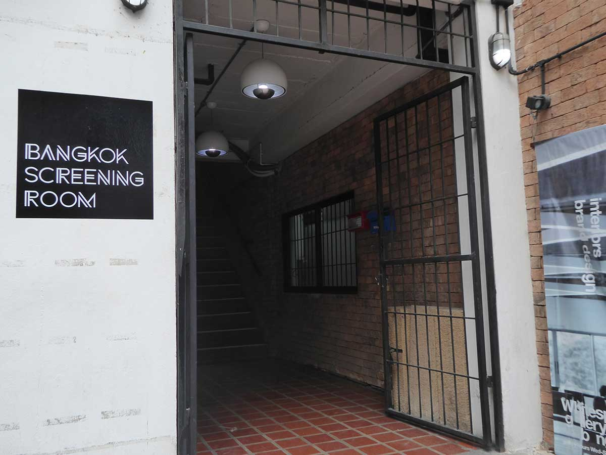 Cinemas in Bangkok - Independent Art-house Cinemas
