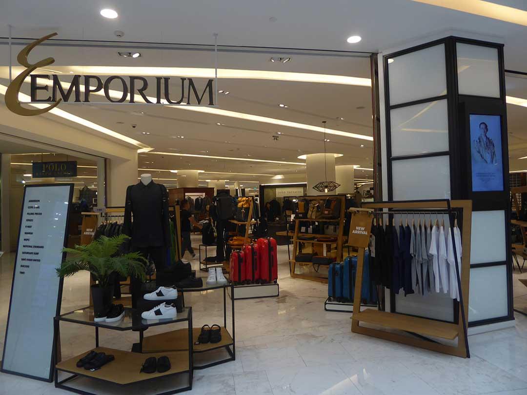 Shopping Malls in Bangkok Emporium