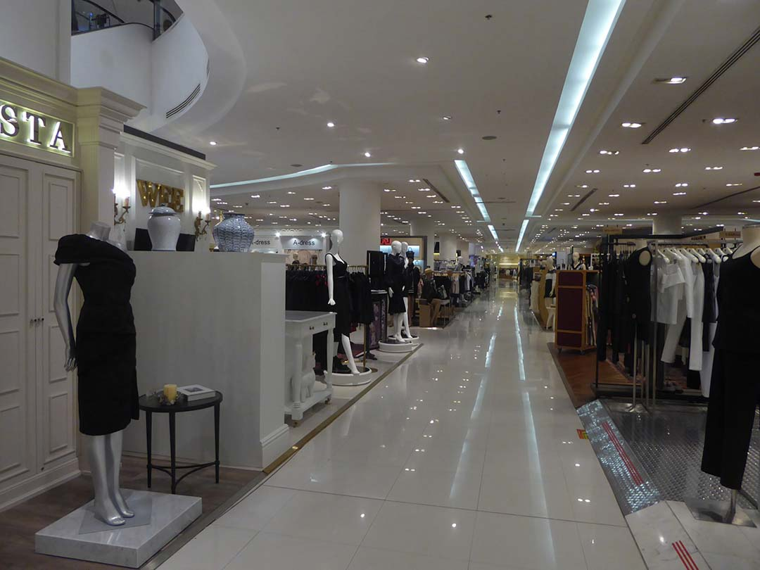 Siam Paragon Top Malls in Bangkok - Shopping in Bangkok