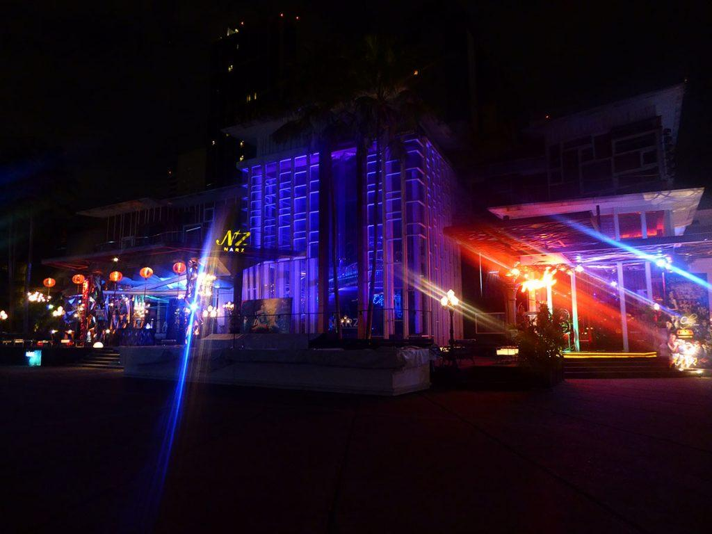 Narz nightclub in Bangkok.