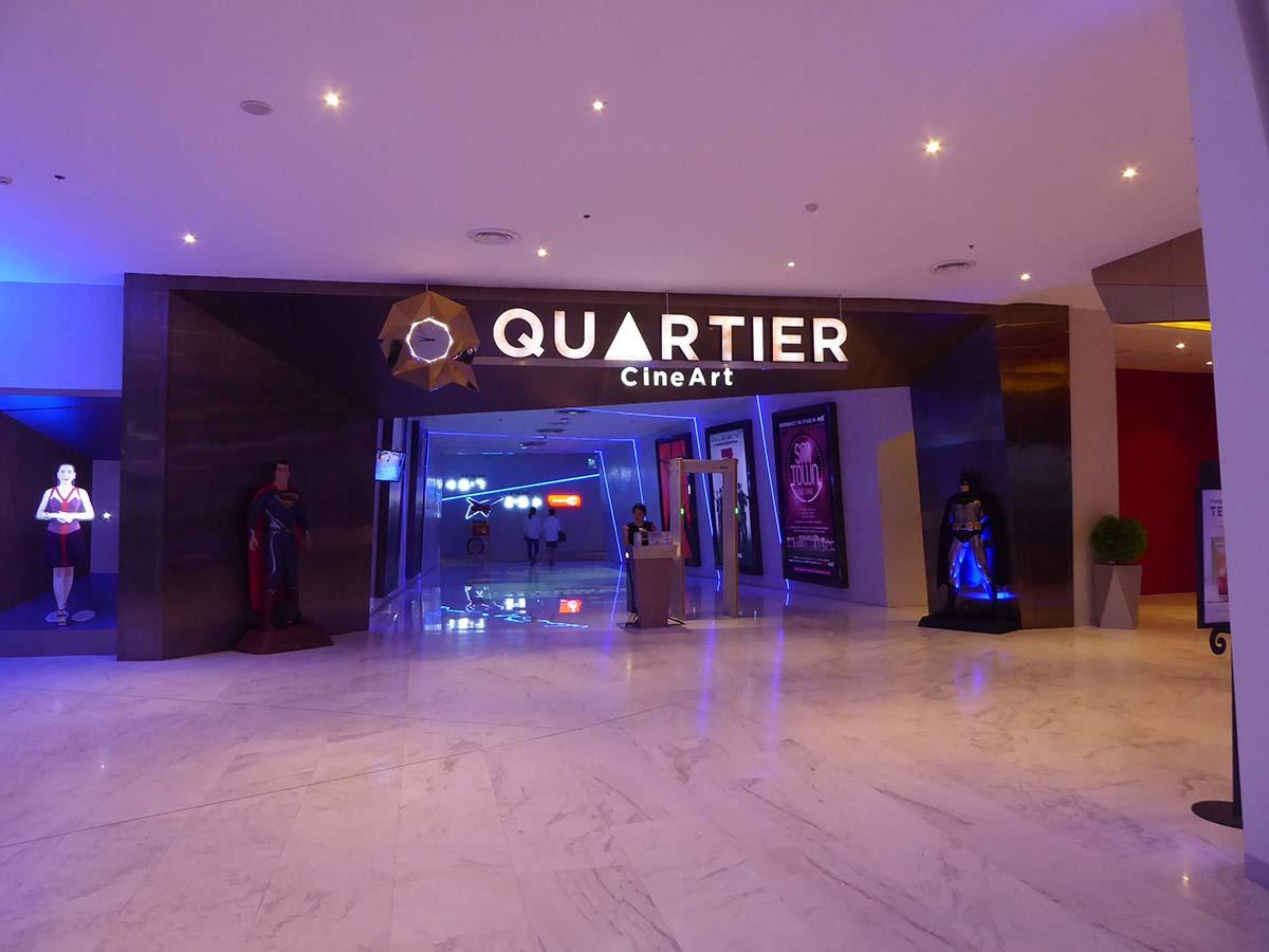 Cinemas in Bangkok - Multiplex