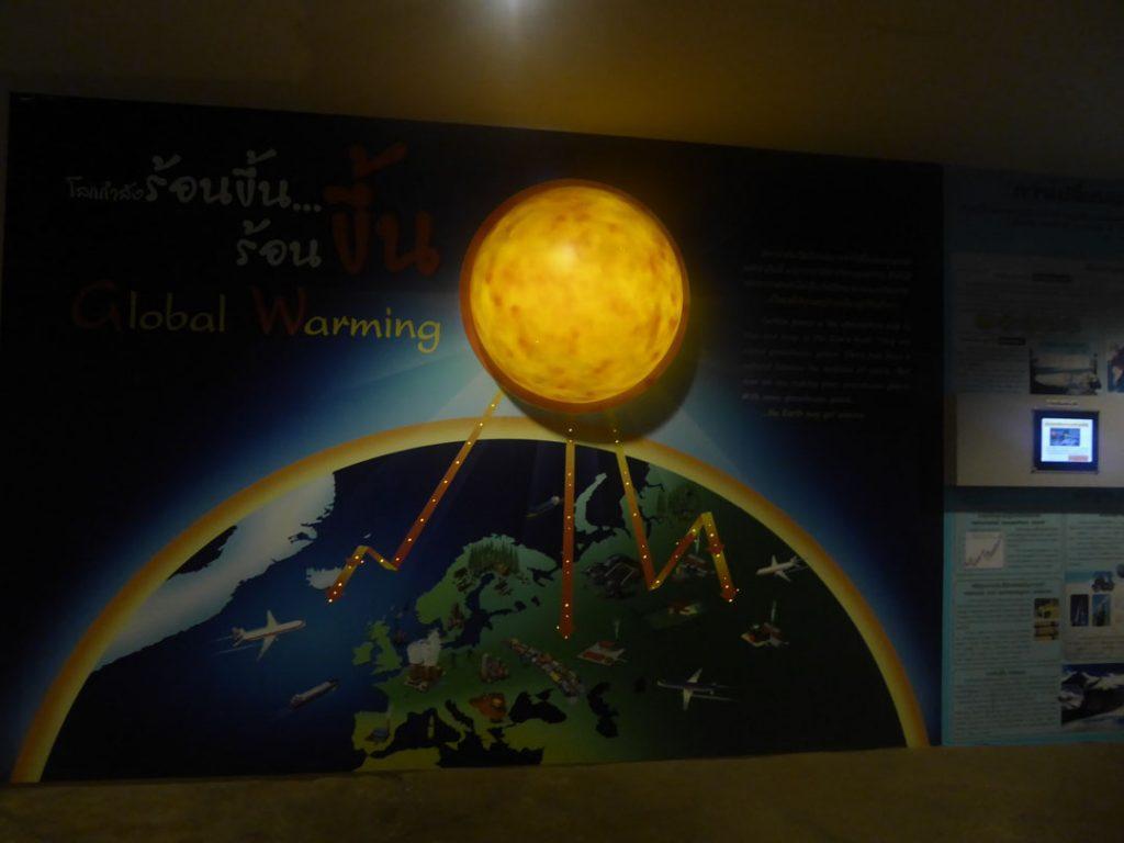 The Science Museum and Planetarium Bangkok