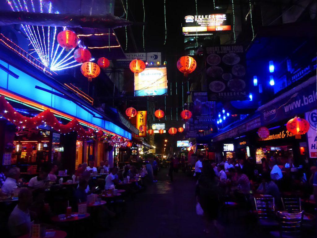 Gay Bars Silom Soi 4 Bangkok
