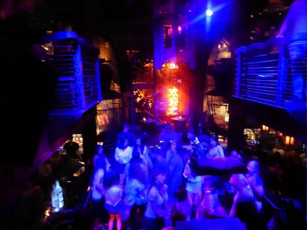 Sing Sing Theatre in Bangkok.