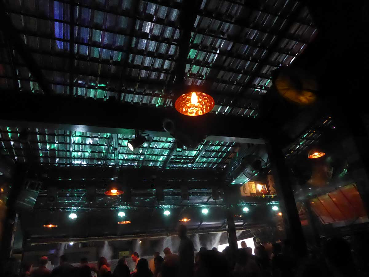The Roof Bar Khaosan Road Bangkok