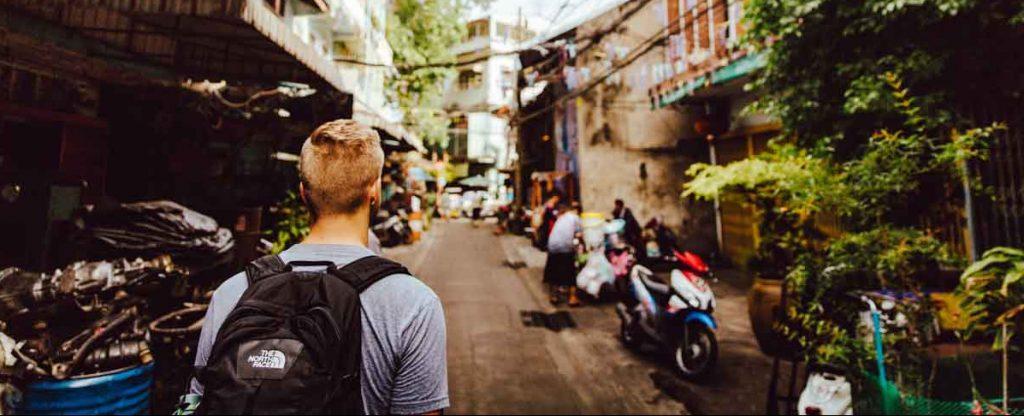 Bangkok Walking Guide