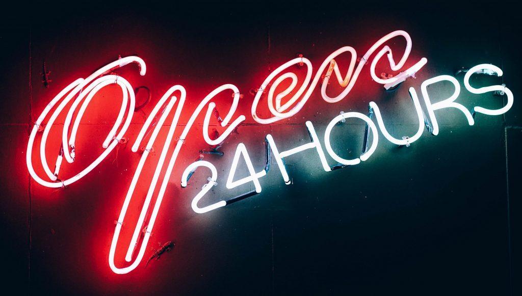 24-Hour Eats
