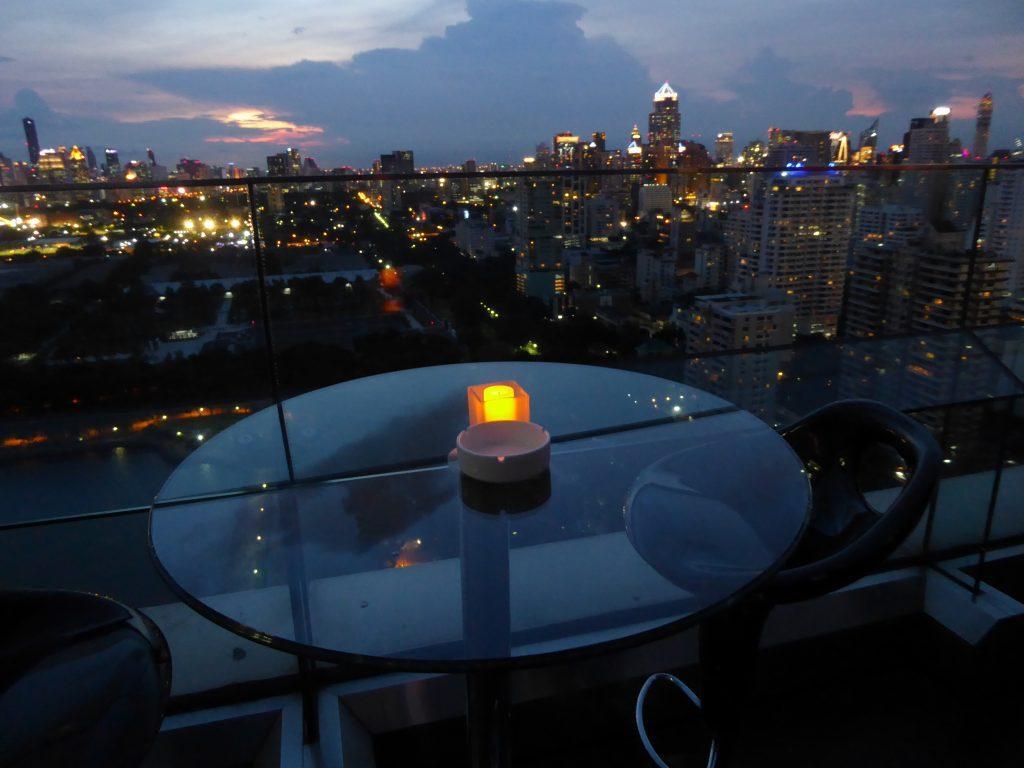 Long Table Rooftop Bar Bangkok