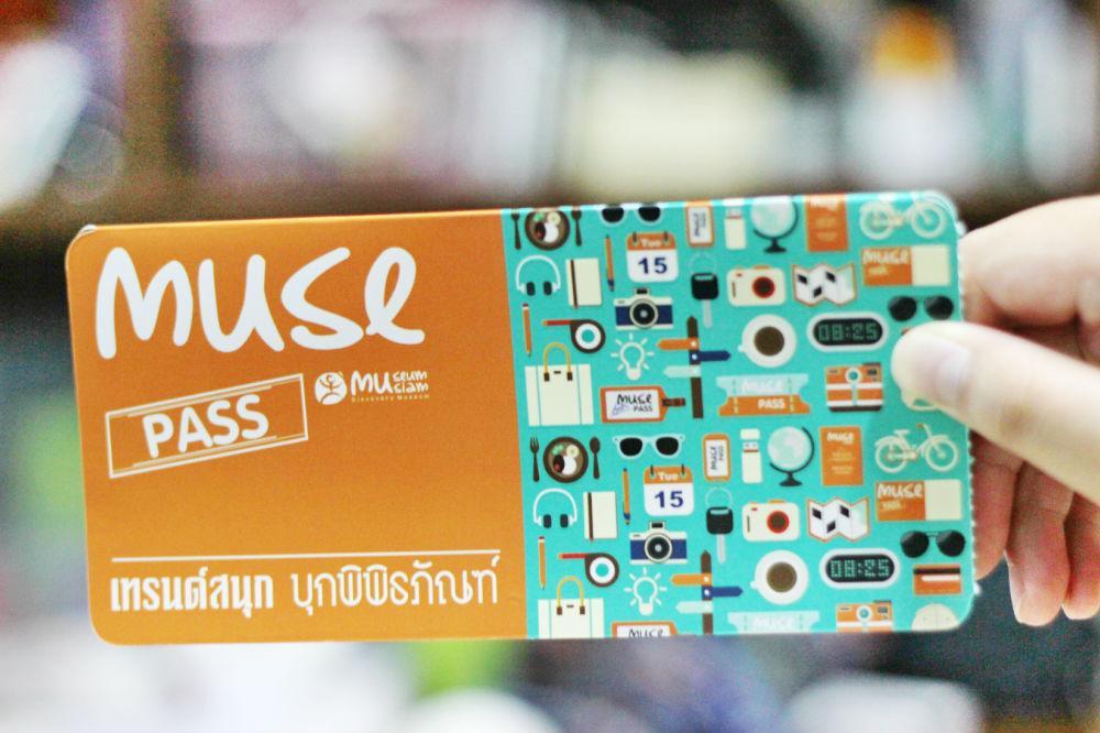 Muse Pass Bangkok