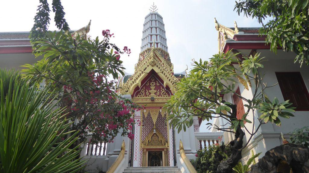 Wat Chakrawat Chinatown Bangkok