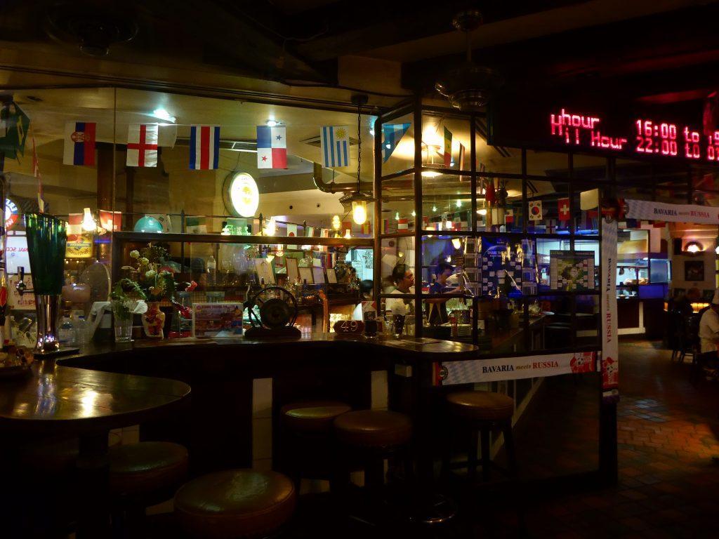 German restaurants & food in Bangkok