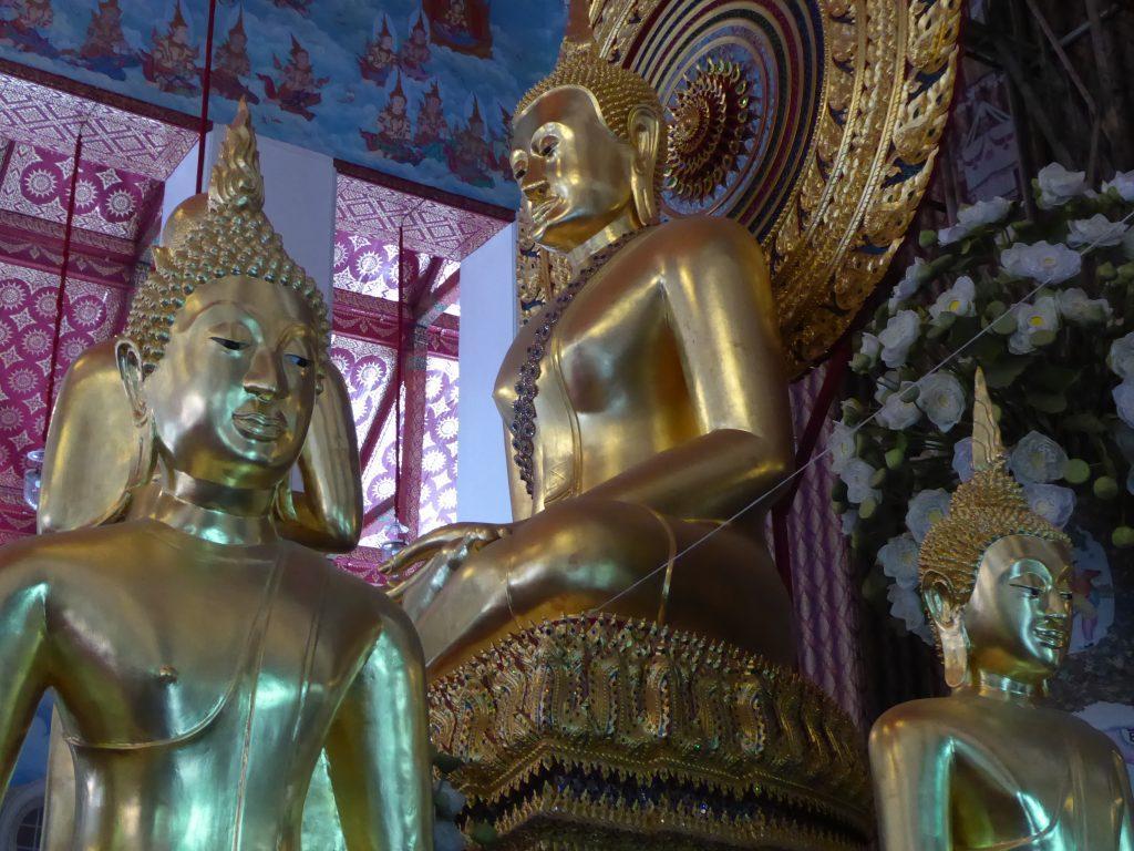 Wat Chana SongKram in Bangkok