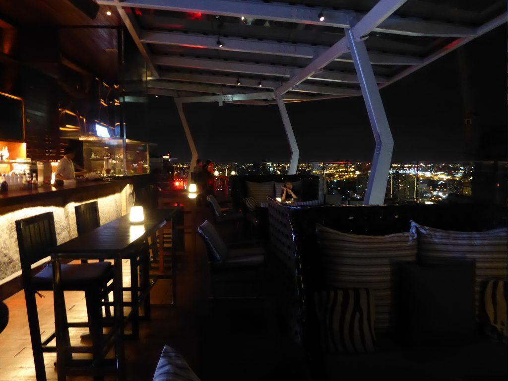 Octave Rooftop Bar Bangkok