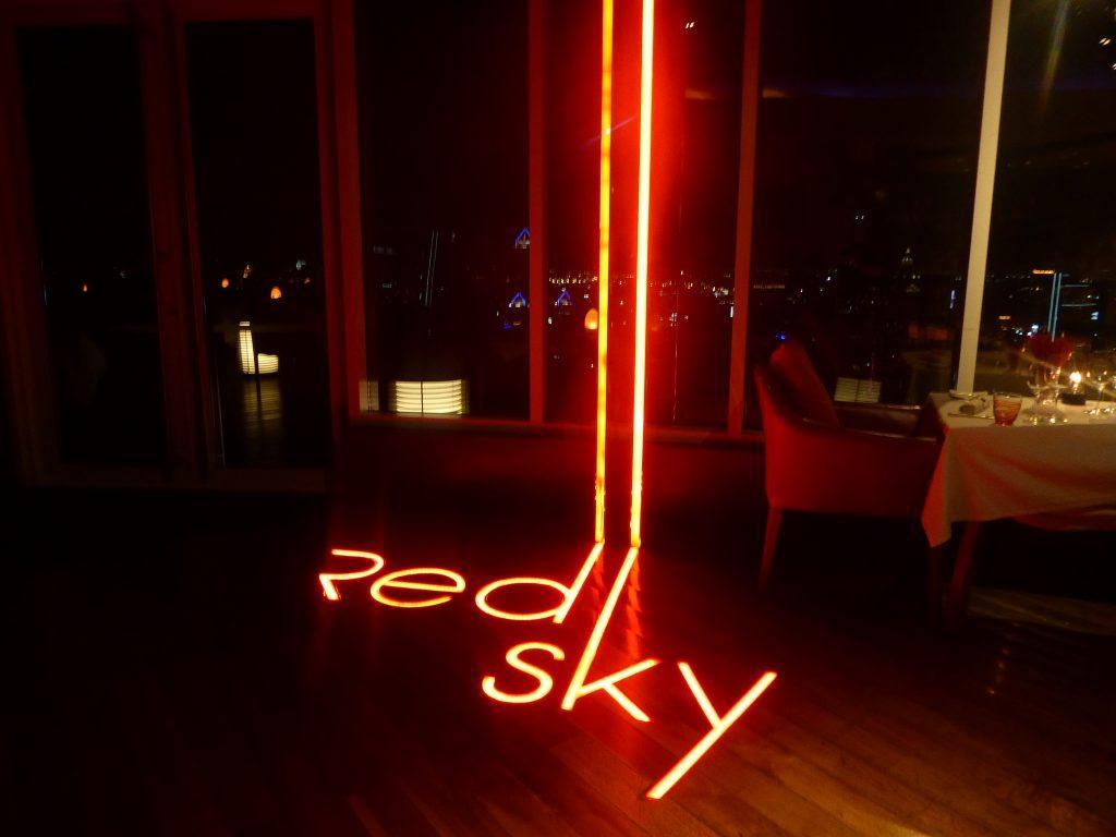 Red Sky@Centara Grand Bangkok