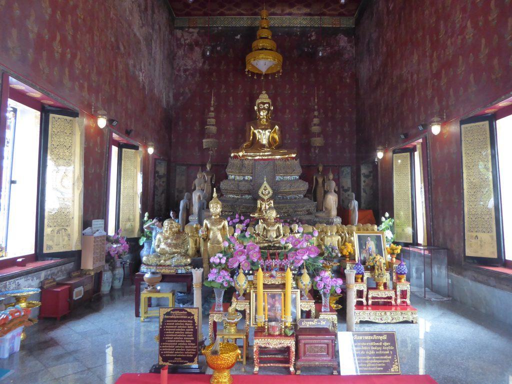 Wat Thepthidaram Worawihan Temple Bangkok