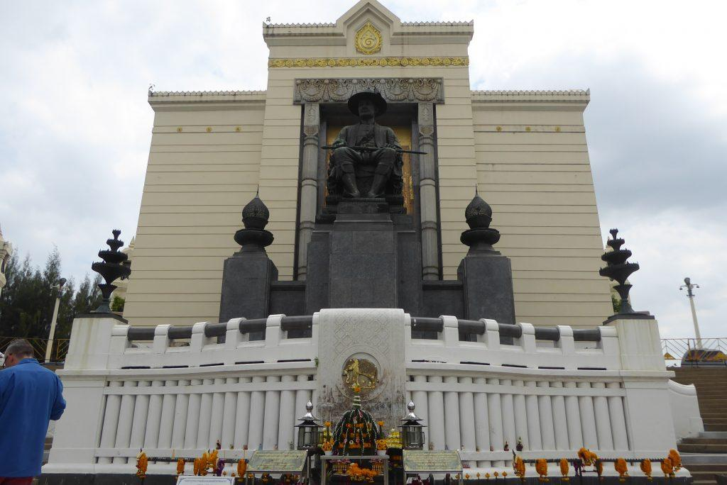 King Rama I Monument Bangkok