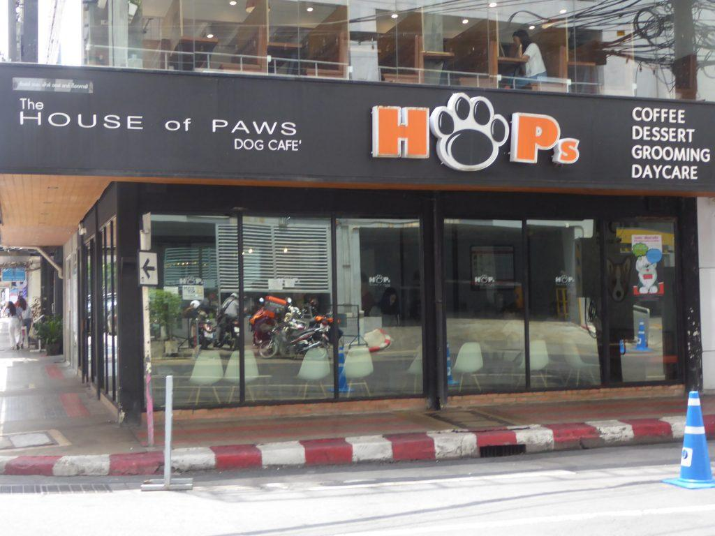 HoPs Dog Cafe Bangkok