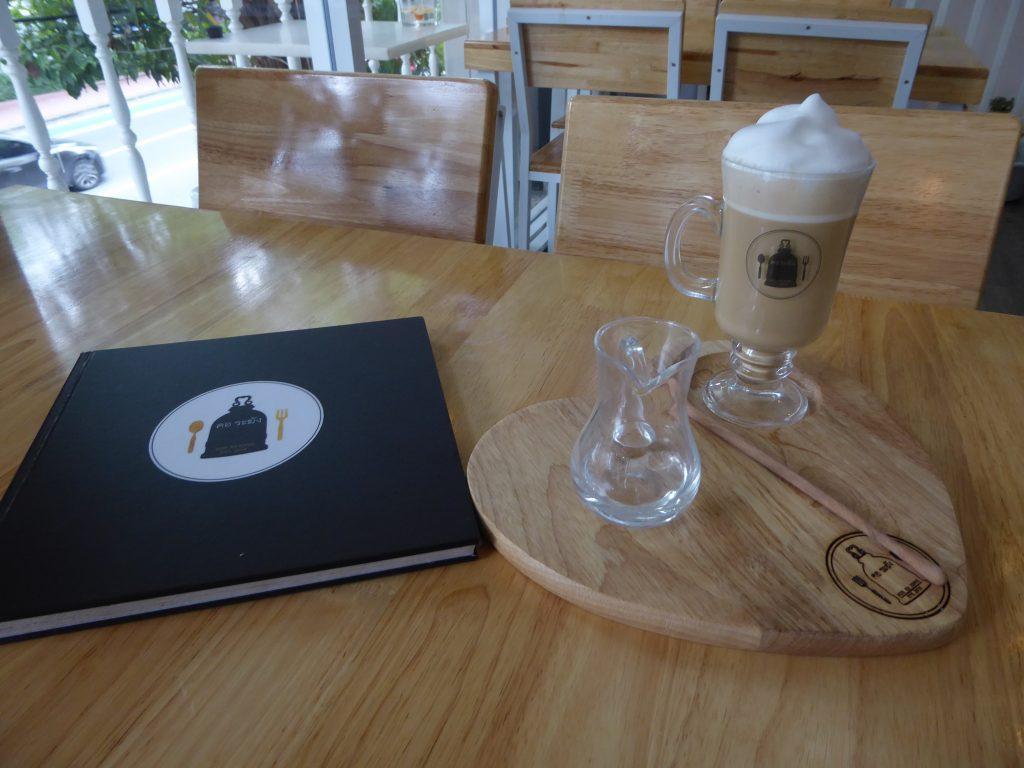 Korrakang Cafe Bangkok