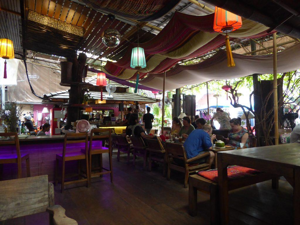 Thai Food in Bangkok, Thailand