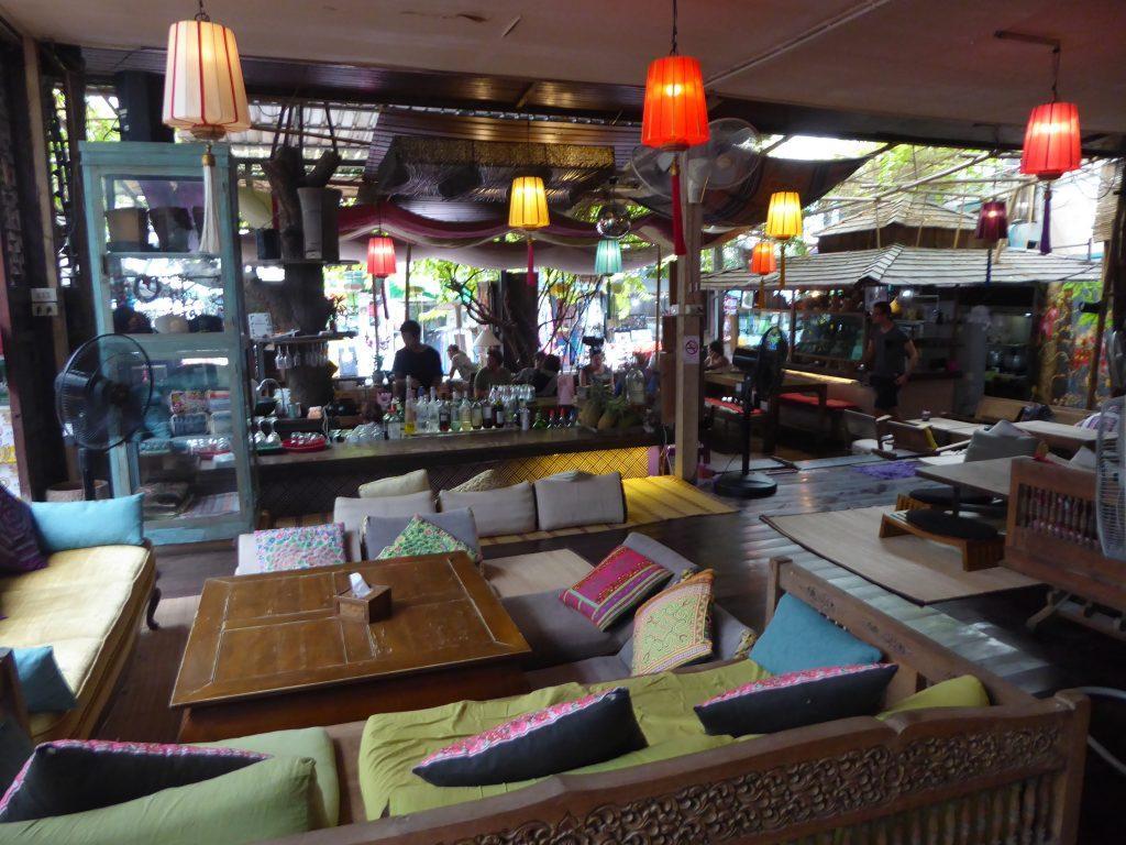 Madame Musur Restaurant in Bangkok.
