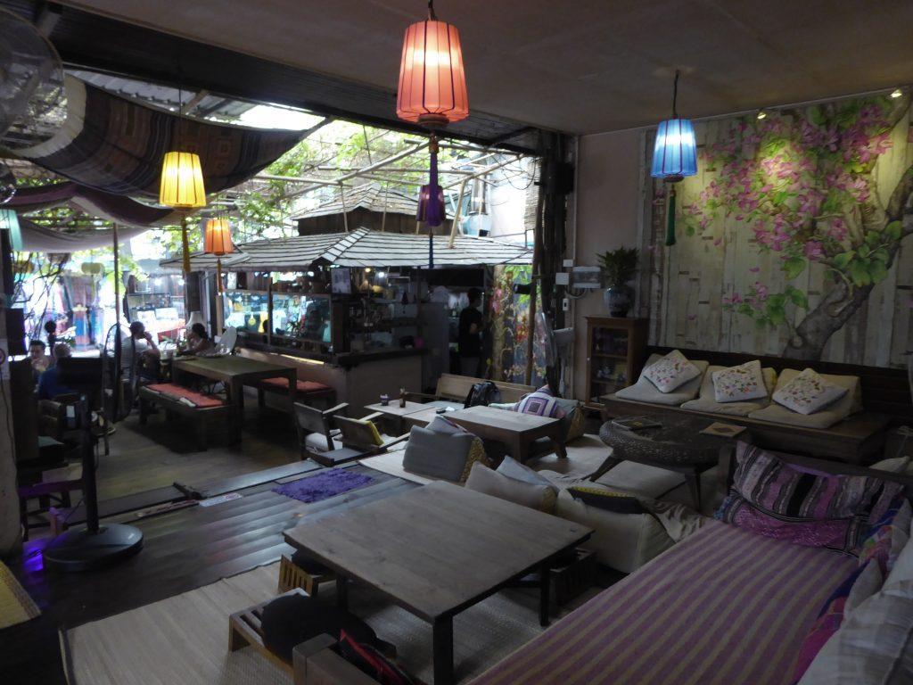 Norther Thai Restaurant in , Bangkok, Thailand