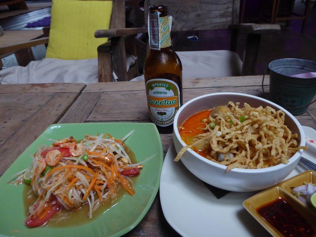 Where to eat Khao Soi in Bangkok