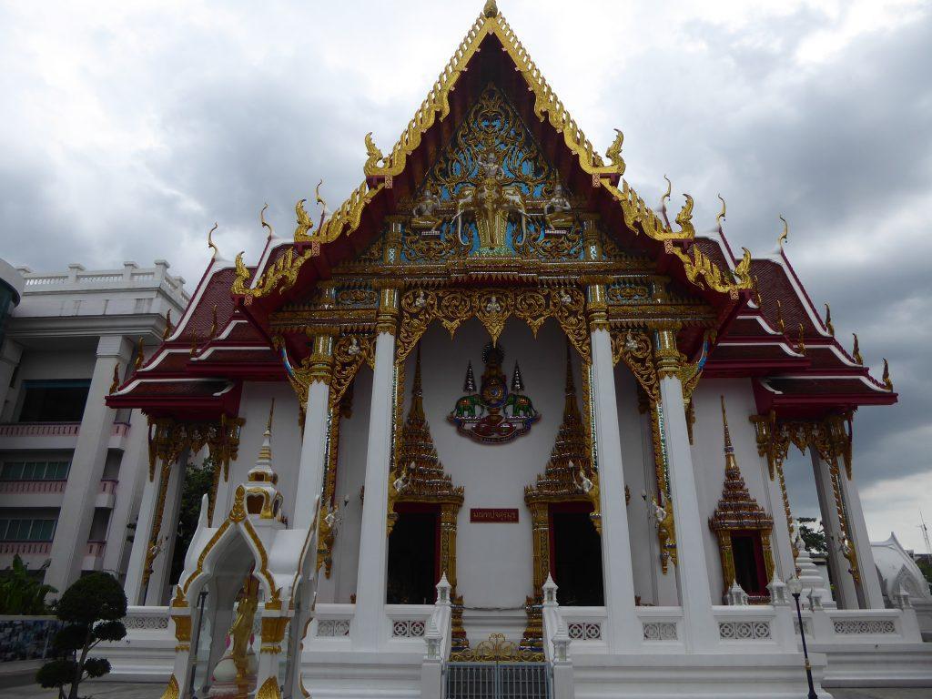 Wat Deveraj, Bangkok, Thailand.