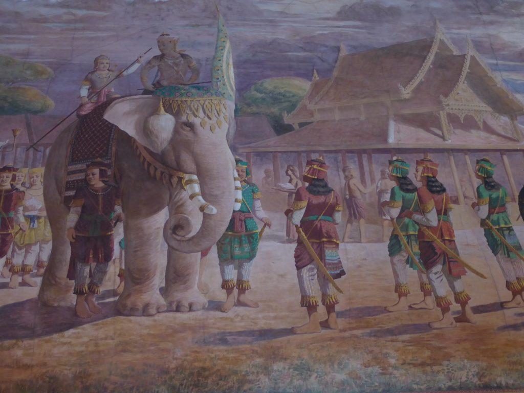 Wat Ratchathiwat Thailand