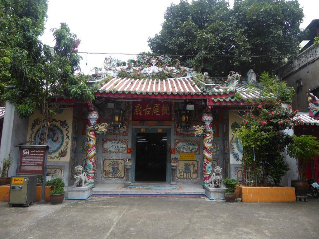 Chinese Shrine in Yaowarat