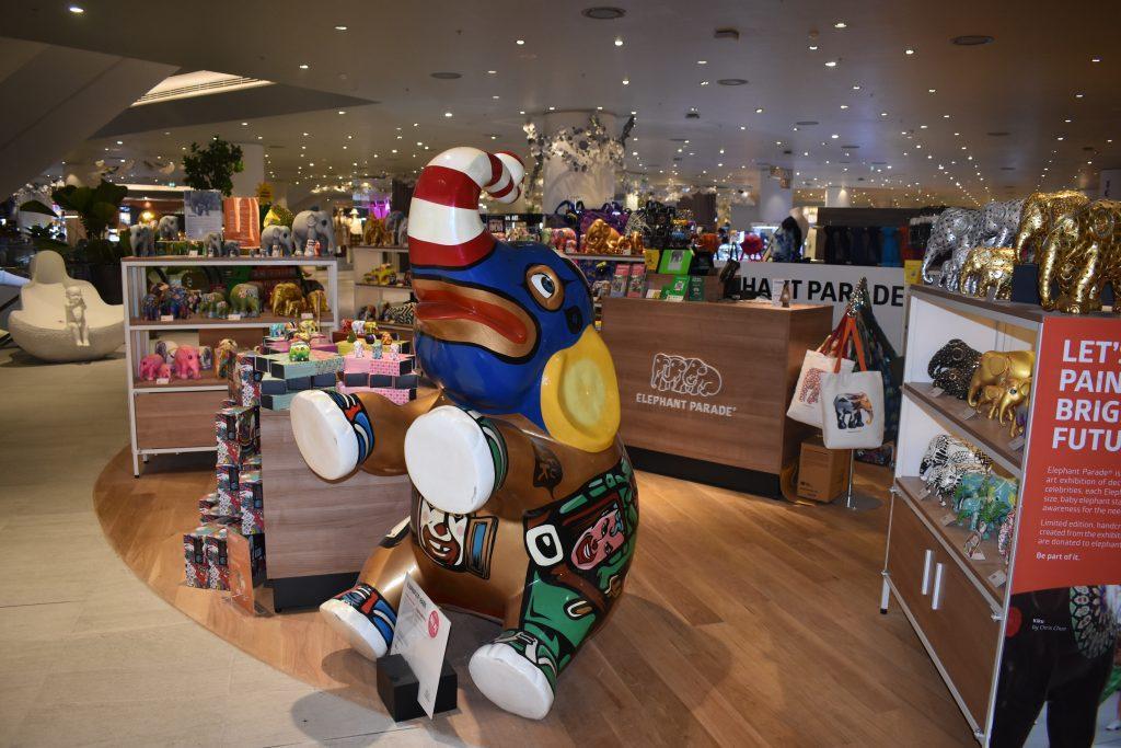Shopping at Icon Siam Bangkok Thailand