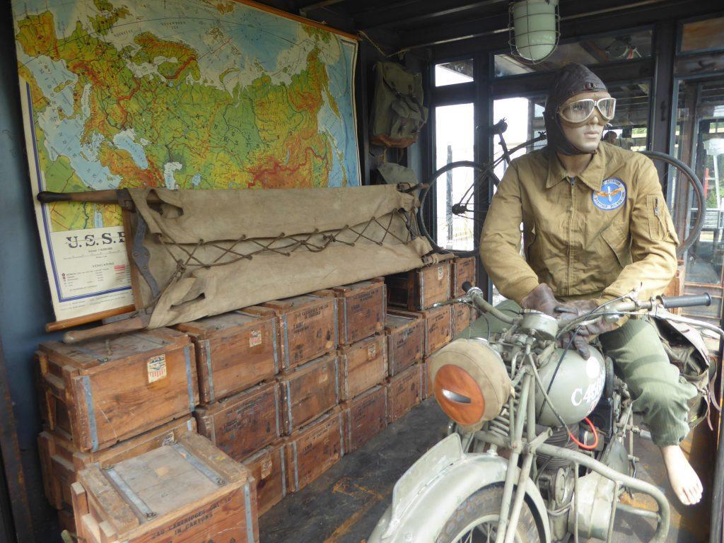 The Camp Vintage Flea Market in Bangkok, Thailand