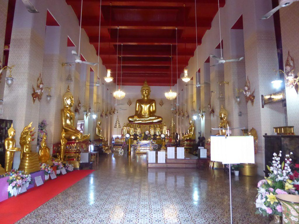 Wat Mahathat in Bangkok Thailand