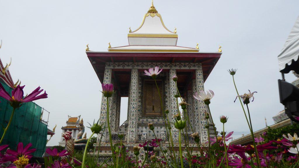Wat Arun Temple in Bangkok Thailand