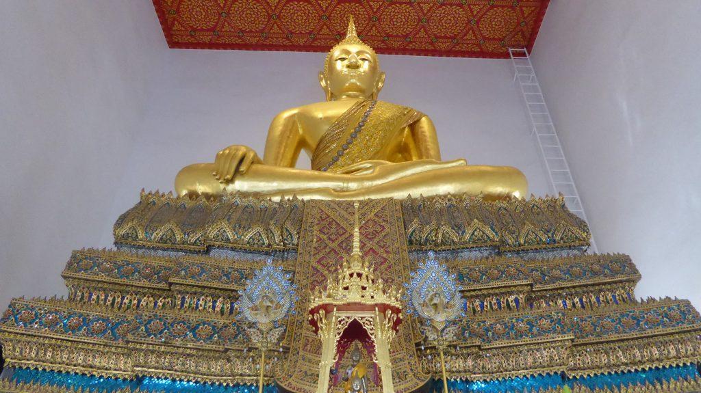 Wat Prayoon in Bangkok Thailand