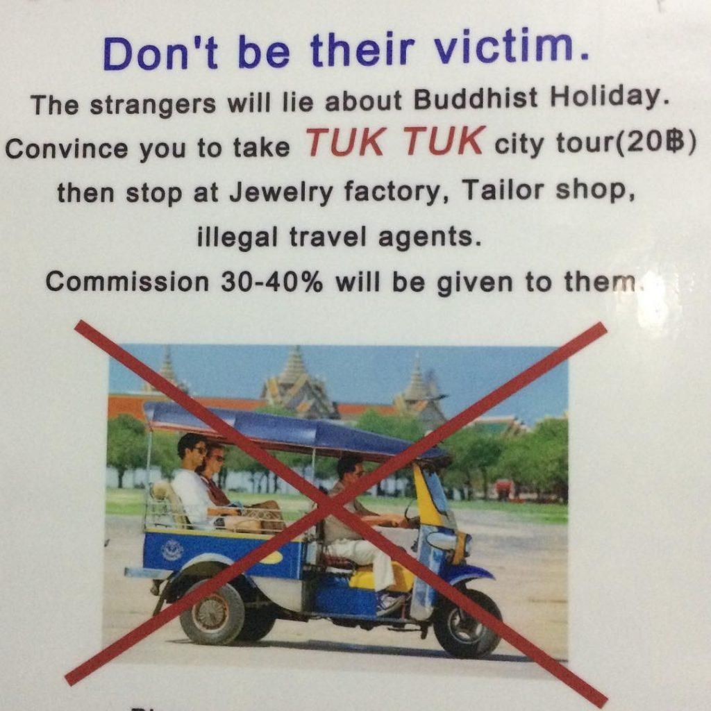 Bangkok Travel Tips